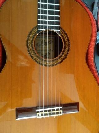 Guitarra clásica Ramírez concierto 1 clase 1990