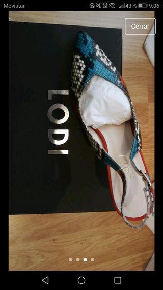 Zapatos tacon LODI