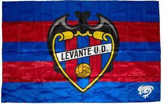 bandera oficial levante u.d