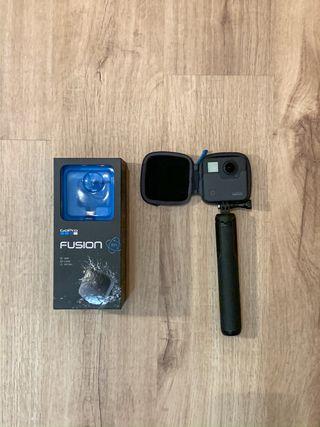 GoPro Fusion Cámara 360 grados