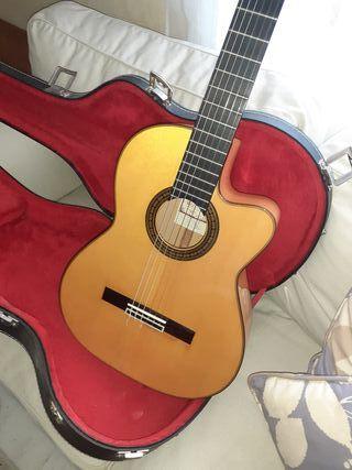 guitarra flamenca alta gama