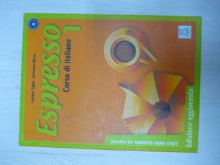 Espresso 1 - Libro italiano EOIP - A1
