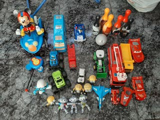 Pack juguetes