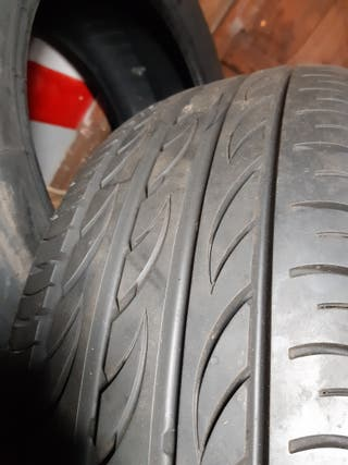 2 neumáticos Nuevos pirelli pzero 225/55/17
