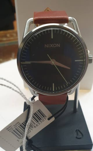 NIXON MELLOR BLACK SANDLE