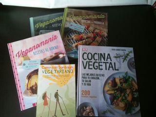 libros de cocina vegana
