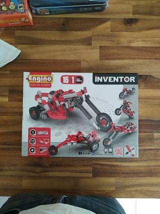 juego nuevo inventor engino