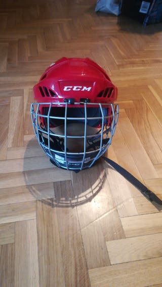 Casco hockey CCM