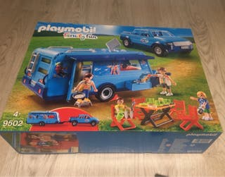 PLAYMOBIL 9502 PICK UP