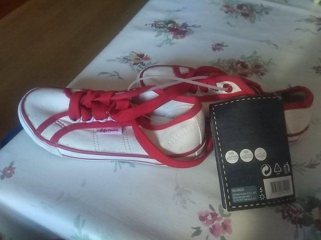 Zapatillas niñ@ nº 28 nuevas