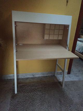Escritorio IKEA Madera Extensible