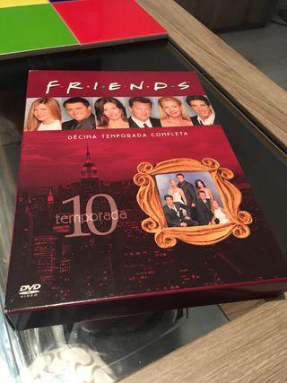 Friends - Dvd - Décima temporada completa