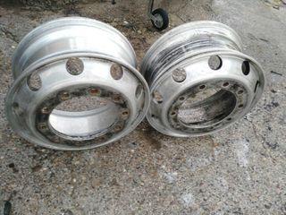 Llantas de aluminio Alcoa seminuevas