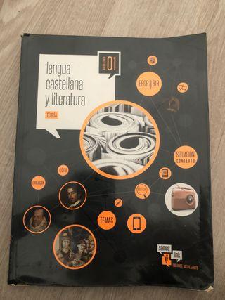 Libros lengua 1 bachillerato
