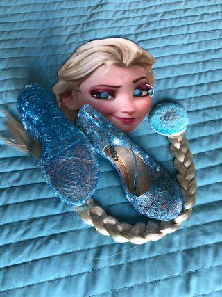 Frozen - accesorios disfraz