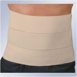Banda de contención abdominal (faja)