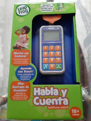 Teléfono móvil infantil