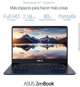 portatil Asus ZenBook UX430UA