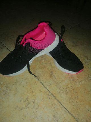 Zapatillas Nike segunda mano en El Mami en WALLAPOP