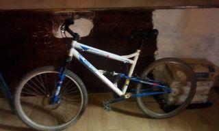 esta nueva la bicicleta