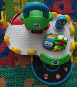 Parking juguete Beep Beep