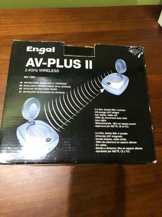 Av plus emisor señal tv