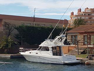 Barco de pesca Faeton 10,40 metros Flybidge