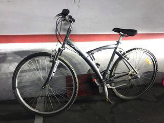 Bicicleta B-twin 5 daily