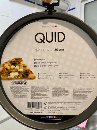 Molde bandeja pizza 30 cm