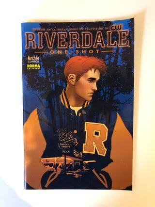 """Cómic """"Riverdale"""""""