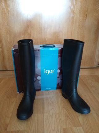 Botas de agua, catiuscas, Igor 38