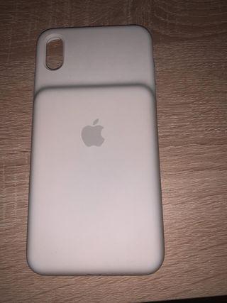 Funda-Cargador Iphone XS MAX
