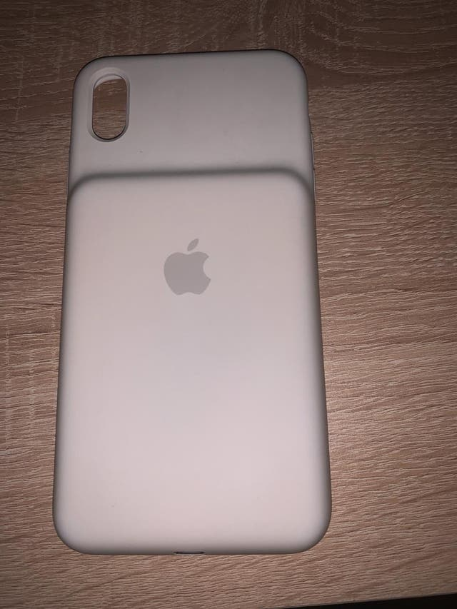 Funda-Cargador Iphone XS MAX