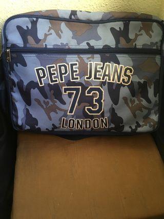 Mochila bandolera Pepe Jeans