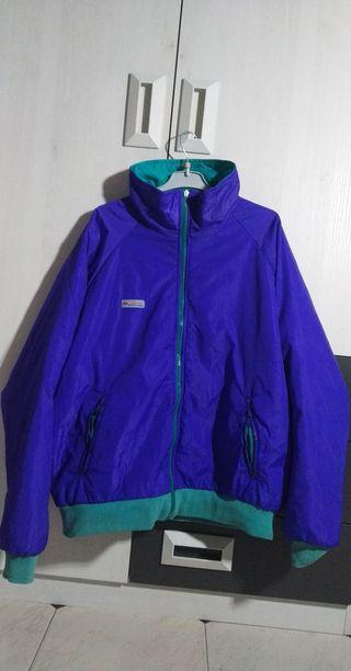chaqueta vintage Columbia