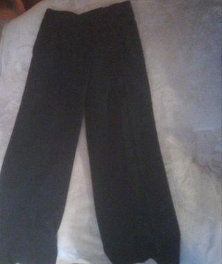 pantalones traje