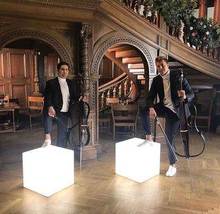 Muebles con Luz Eventos