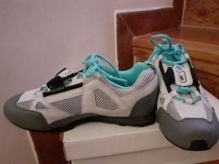 zapatillas ciclismo mujer