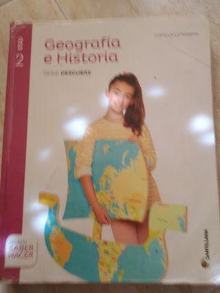 lote de libros de texto 2°eso