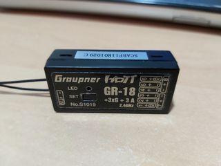 Receptor Graupner 3G especial Copter