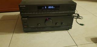 amplificador philips