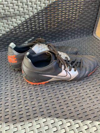 Zapatillas Nike jockey hierva