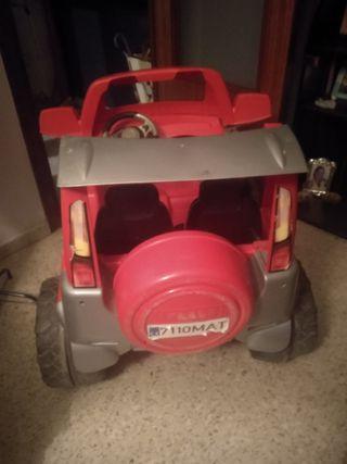 coche electrico de bateria