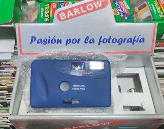 Cámara fotos analógica Barlow