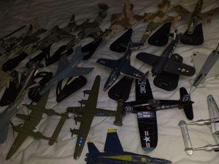 avión plane militar guerra vuelo coleccion