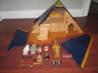 Playmobil. Pirámide del Faraón. Ref. 5386.