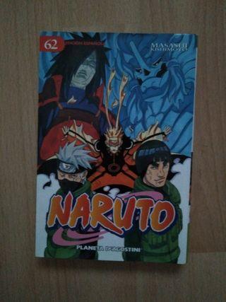 4 comics manga naruto