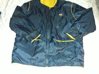 chaqueta de barça