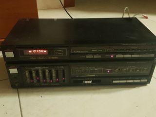 amplificador vintage