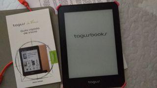 Libro electronico. audio libro. Tagus.